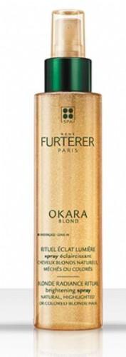 Okara activ light cuidado activador de luz - rene furterer sin aclarado (150 ml)