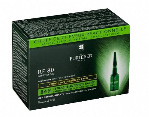 Rene Furterer RF 80 Tratamiento Anticaída