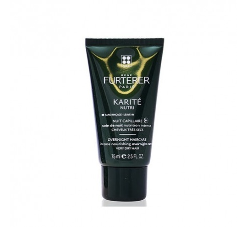 Karite nutri cuidado de noche nutricion intensa - rene furterer (75 ml)