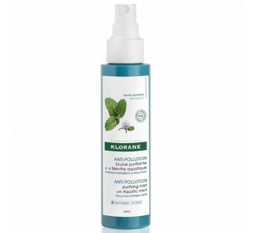 Klorane bruma purificante a la menta acuatica (100 ml)