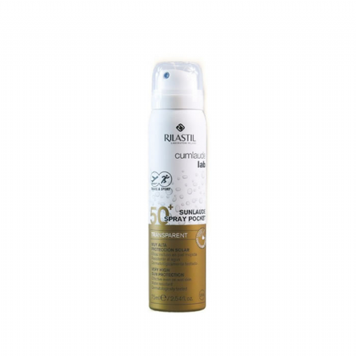 RILASTIL CUMLAUDE LAB: SUNLAUDE SPF 50+ SPRAY (75 ML)