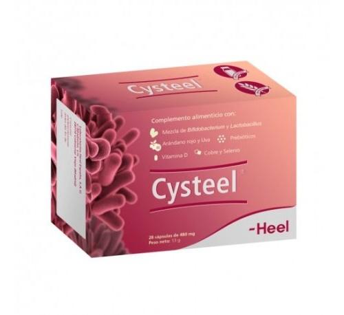 Cysteel (28 capsulas)