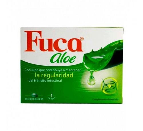 Fuca aloe (60 comprimidos)
