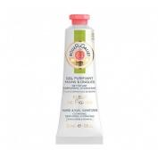 Roger & gallet gel de manos y uñas purificante - fleur de figuier (30 ml)