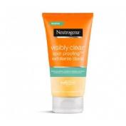 Neutrogena spot controlling - exfoliante facial con acido salicilico purificante (150 ml)