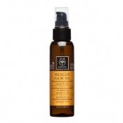 Apivita aceite capilar nutritivo  rescue hair oil 100 ml