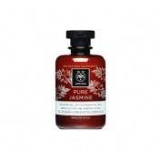 Apivita gel de baño aceites esenciales pure jasmine 300 ml