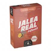 JALEA REAL INFANTIL EL NATURALISTA (100 MG 20 VIALES)