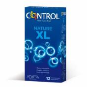 CONTROL ADAPTA XL - PRESERVATIVOS (12 U)