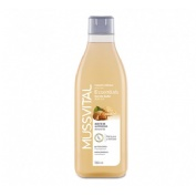 Mussvital essentials gel de baño aceite almendra (750 ml)