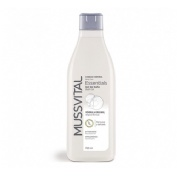 Mussvital essentials gel de baño original (750 ml)