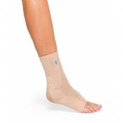 Tobillera elastica - prim aqtivo skin con almohadillas maleolares (t- l)
