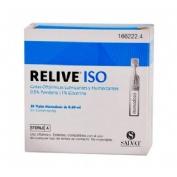 RELIVE ISO ESTERIL (0.4 ML 30 MONODOSIS)