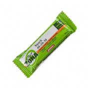 ENERZONA 40-30-30 MEAL BAR CHOCOLATE FUNDIDO (NARANJA  1 BARRITA)