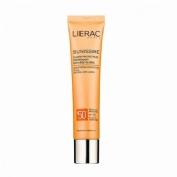 Lierac sunissime fluido protector con color  rostro spf 50+  40 ml