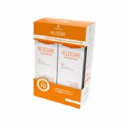 Pack duplo heliocare spf50 gel 200ml