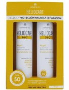 Pack duplo heliocare 360º 50+ airgel 200ml