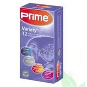 PRIME VARIETY - PRESERVATIVOS (12 U SURTIDO)