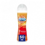 DUREX PLAY FRESA  PLEASURE GEL - LUBRICANTE HIDROSOLUBLE INTIMO (50 ML)