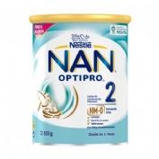 NAN 2 LECHE LACTANTES DE CONTINUACION (800 G)