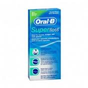 ORAL-B SUPERFLOSS - SEDA DENTAL (50 U)