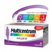 MULTICENTRUM MUJER (90 COMP)