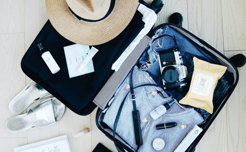 Neceser de viaje: 10 imprescindibles